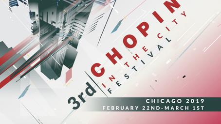 "3rd Chopin in the City - ""Muzy Chopina"""