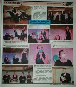 Artykul z Expressu - Kwartet