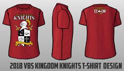Kingdom Knights Shirt Design1
