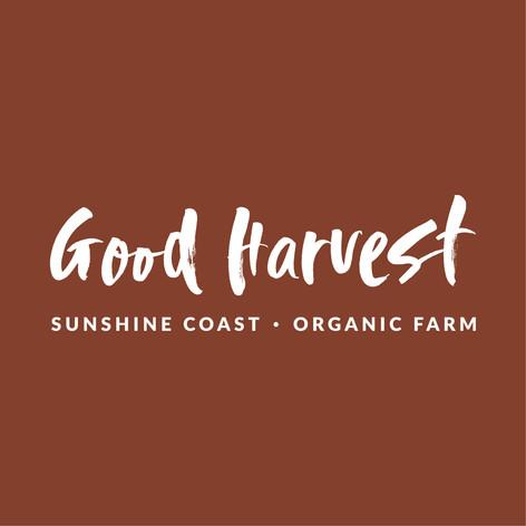 Good Harvest Organic Farm Logo