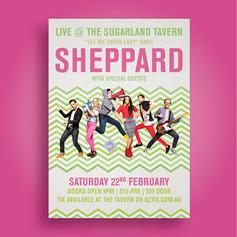 Sheppard the band