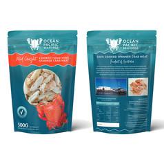 Ocean Pacific Seafood Bag