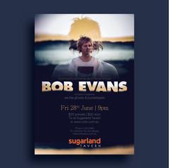 Bob Evans poster