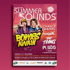 Summer Sounds with Bombs Away