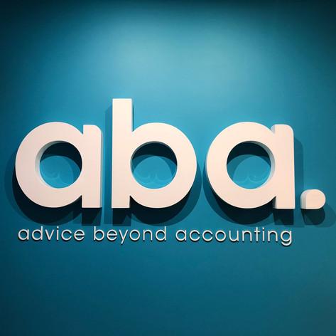 ABA. Advice Beyond Accounting