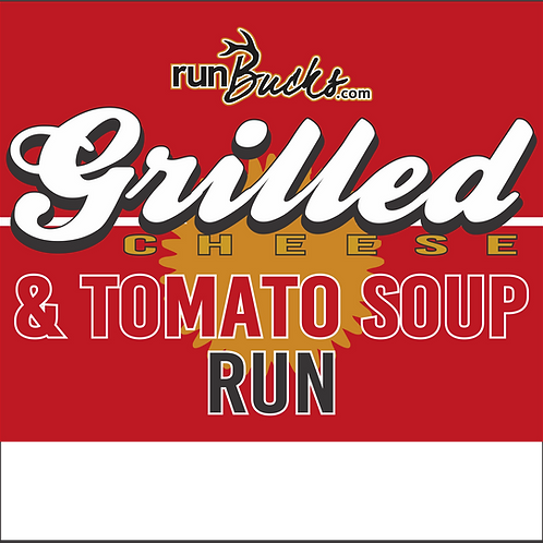 GRILLED CHEESE & TOMATO SOUP RUN HOODIES