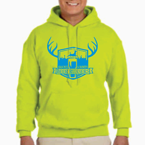 Bucks County Beer Runners hoodie