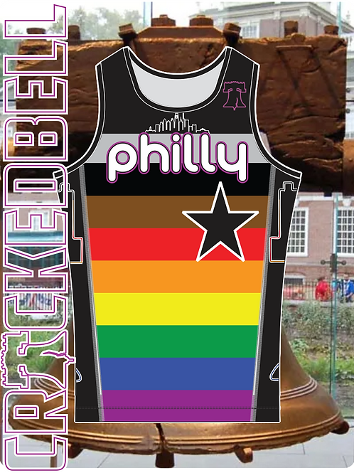 philly PRIDE singlet