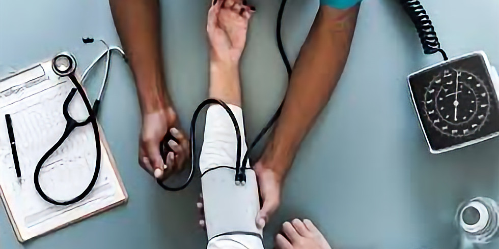 Touch Ministries Health Check