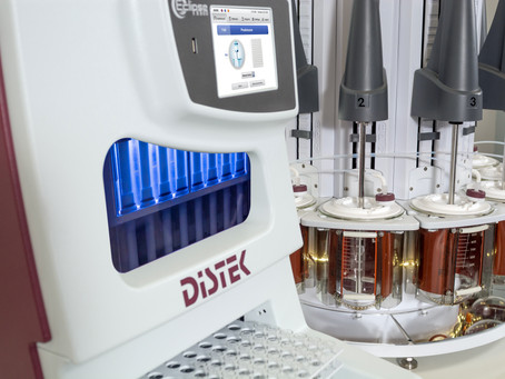 New! Distek Eclipse 5300 Auto Sampler