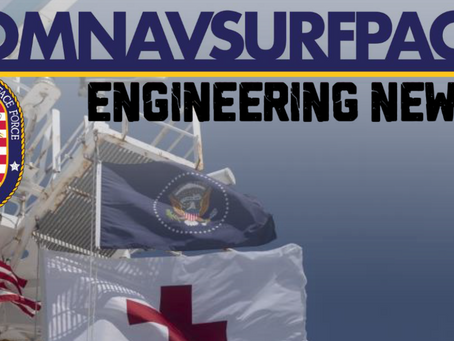 Valkyrie's own, Nate Brooks has article published in COMNAVSURFPACT/LANT Engineering Newsletter