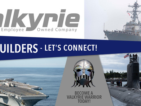 Shipbuilders - Let's Connect!