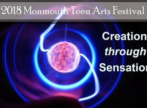 Emerging Teen Artists Come Together for the Monmouth County Teen Arts Festival
