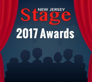 NJ Stage 2017 Awards Logo