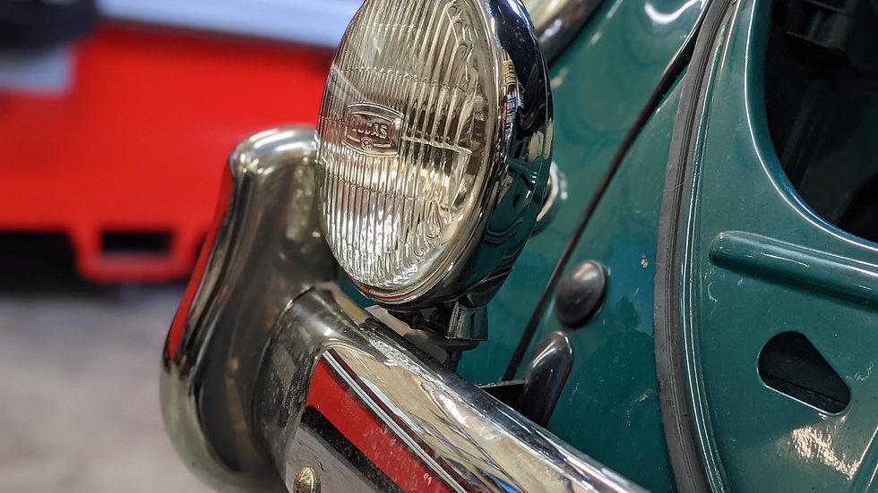 VW Beetle Spotlight Mount Bracket
