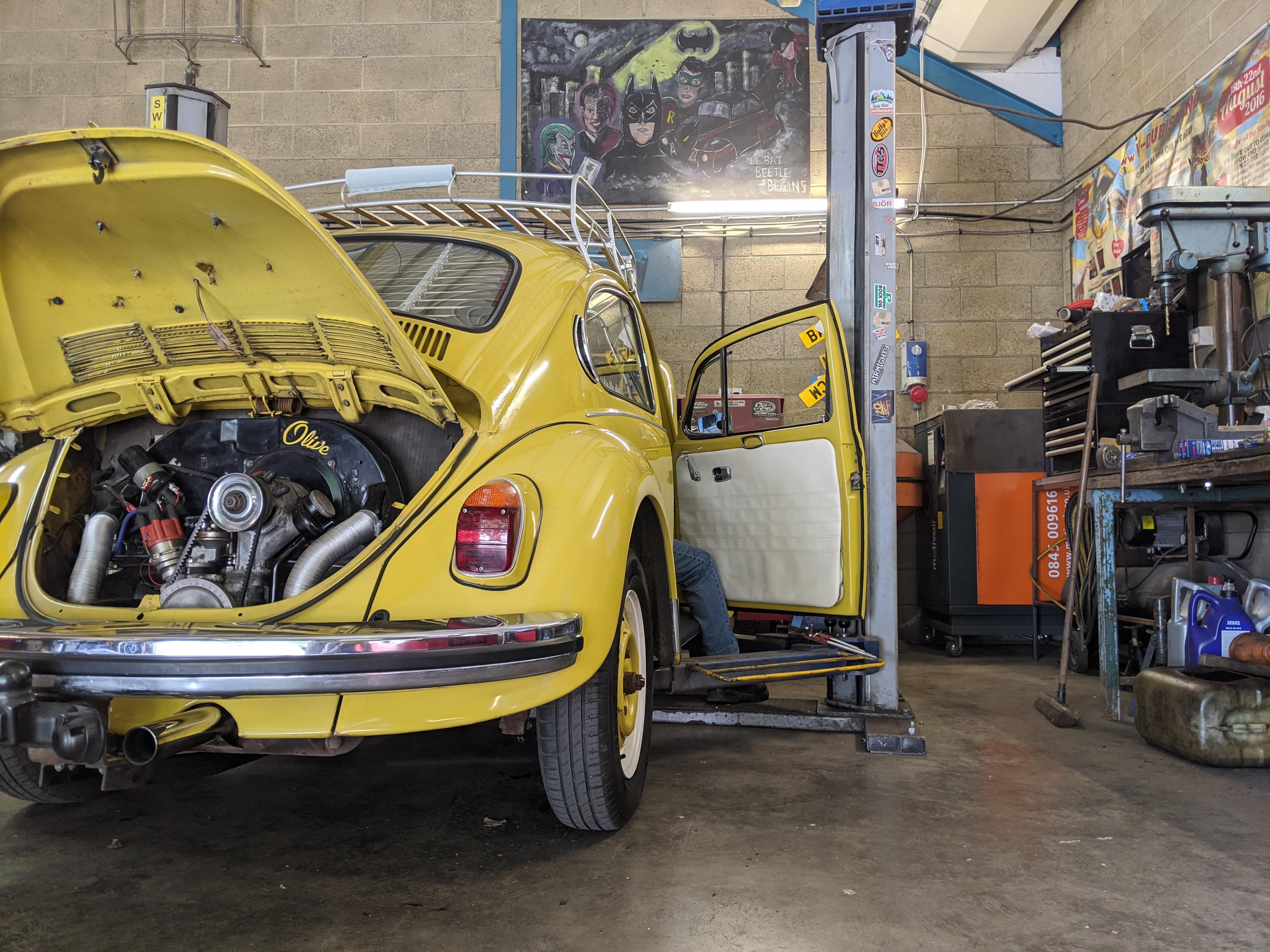 Car Servicing & Repairs
