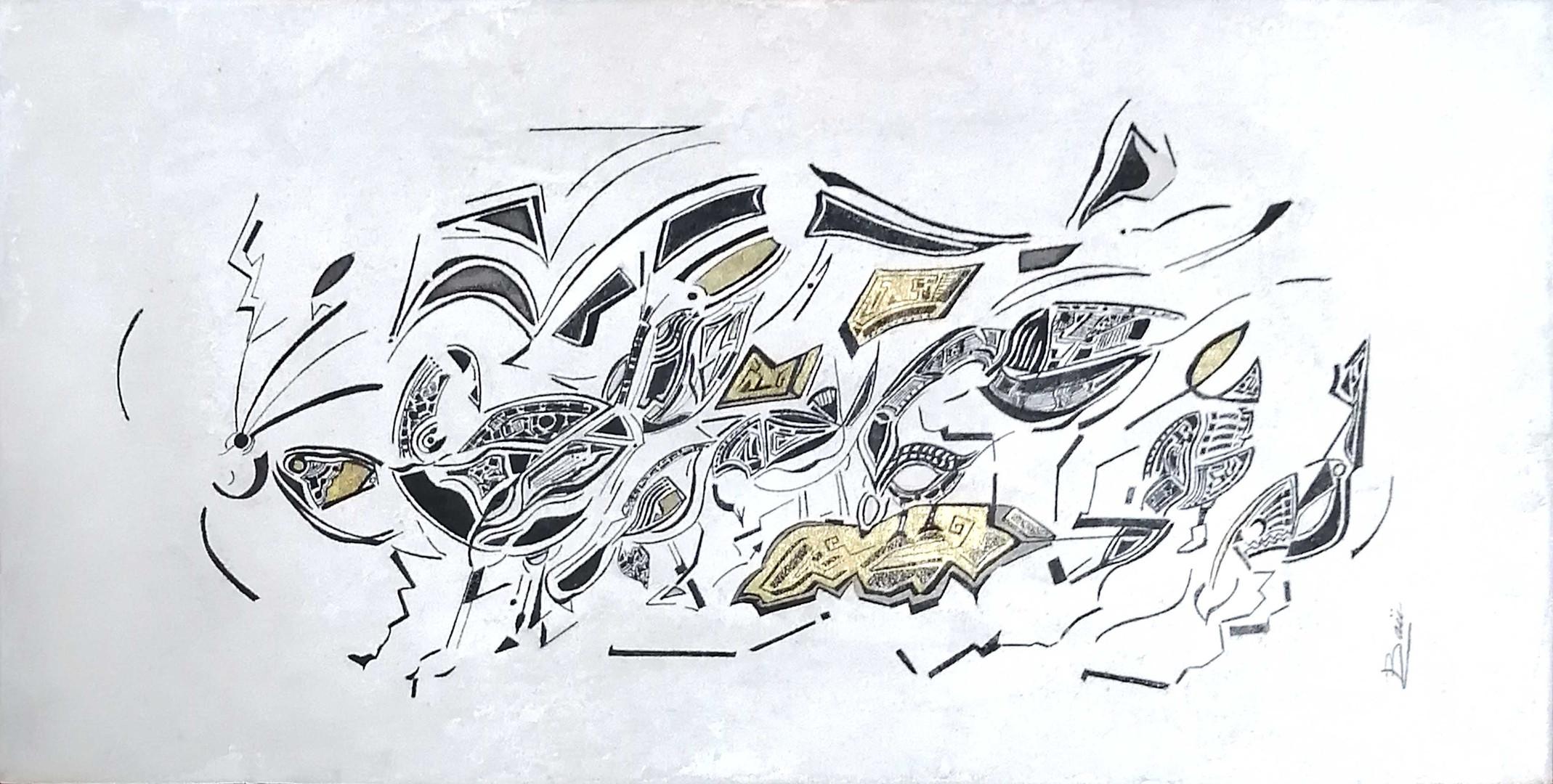 Heure dorée - 300$ - Vendu