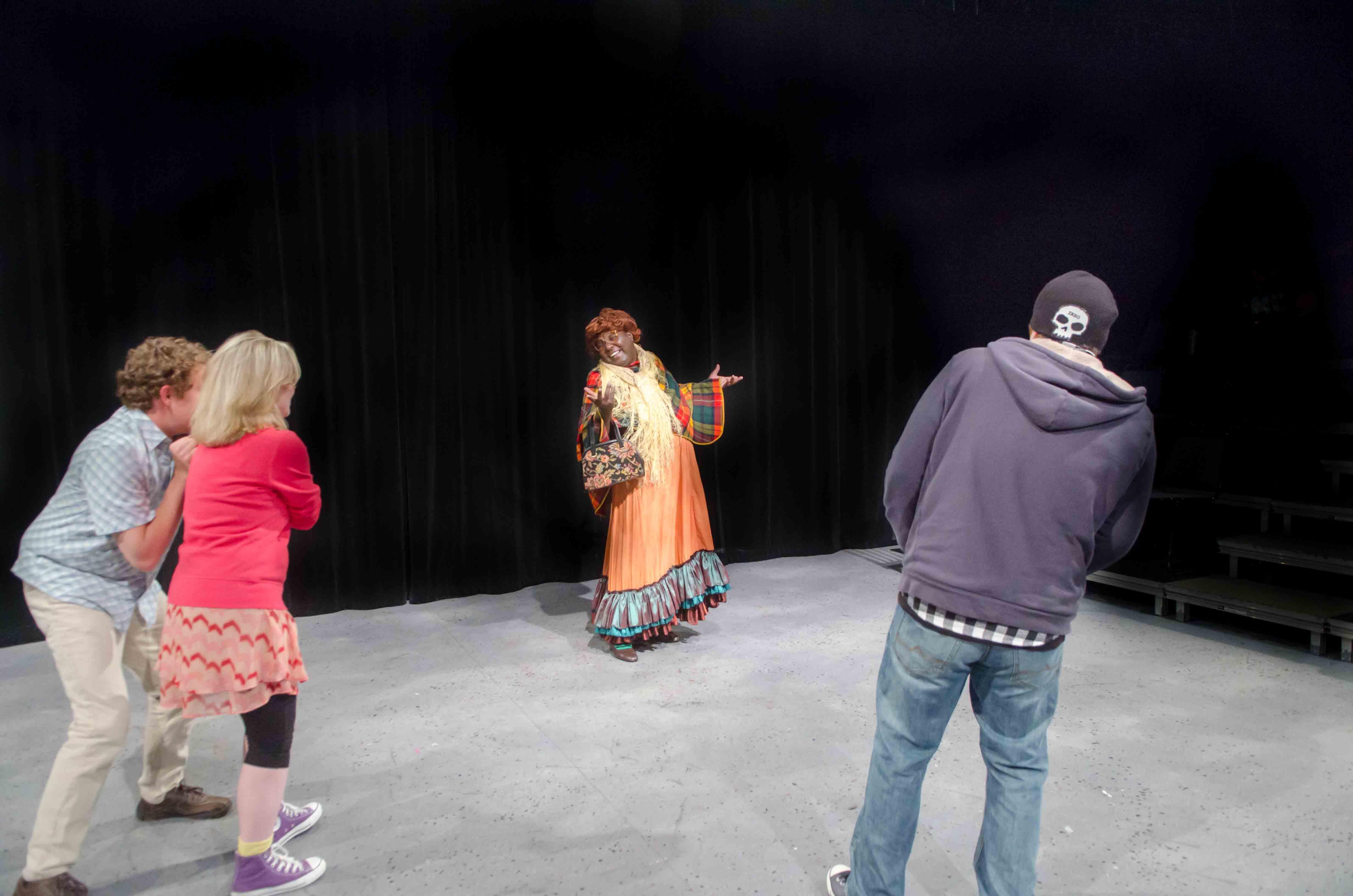Crossroads Repertory Theater Promo shoot-0712