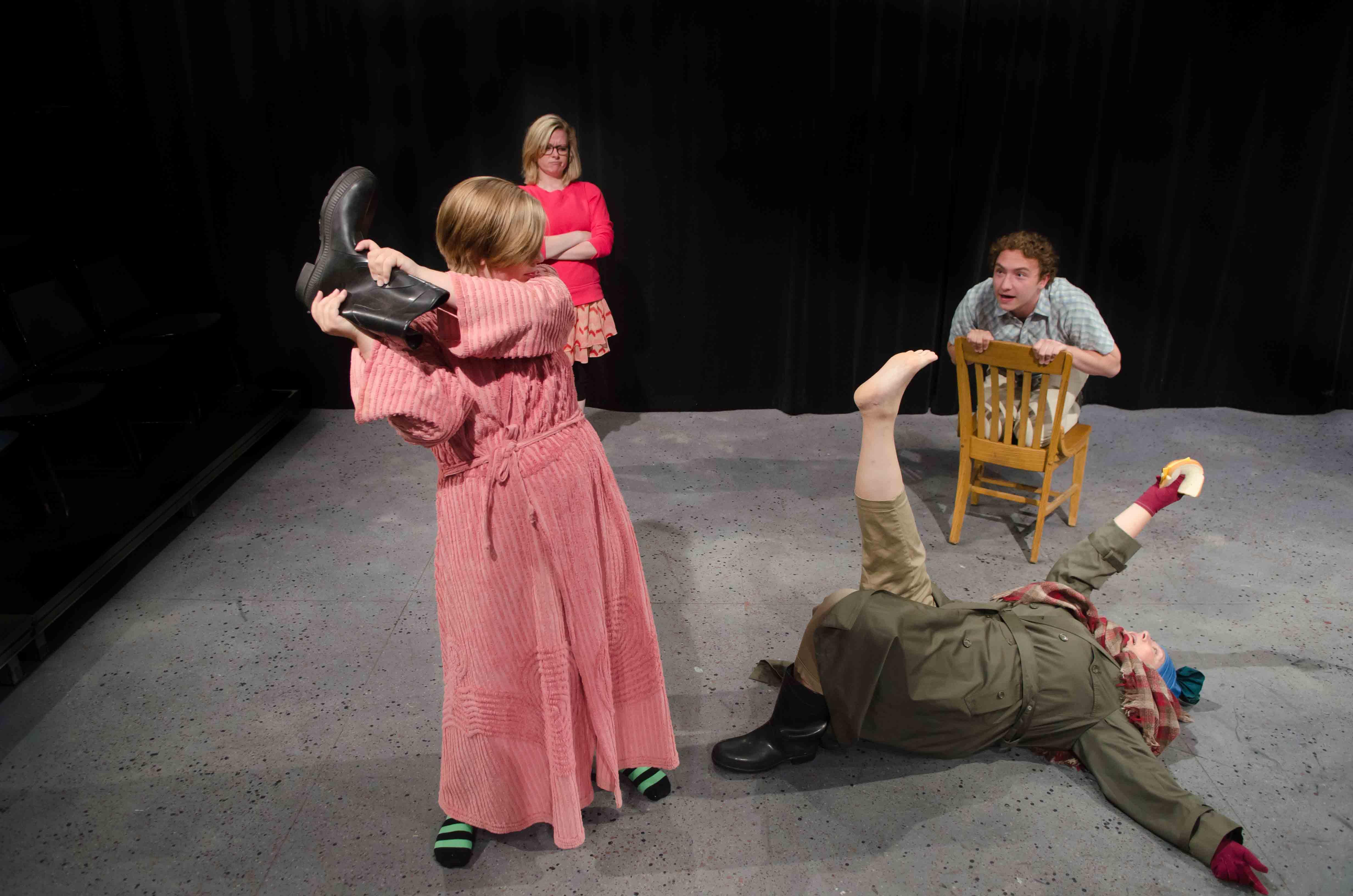 Crossroads Repertory Theater Promo shoot-0612