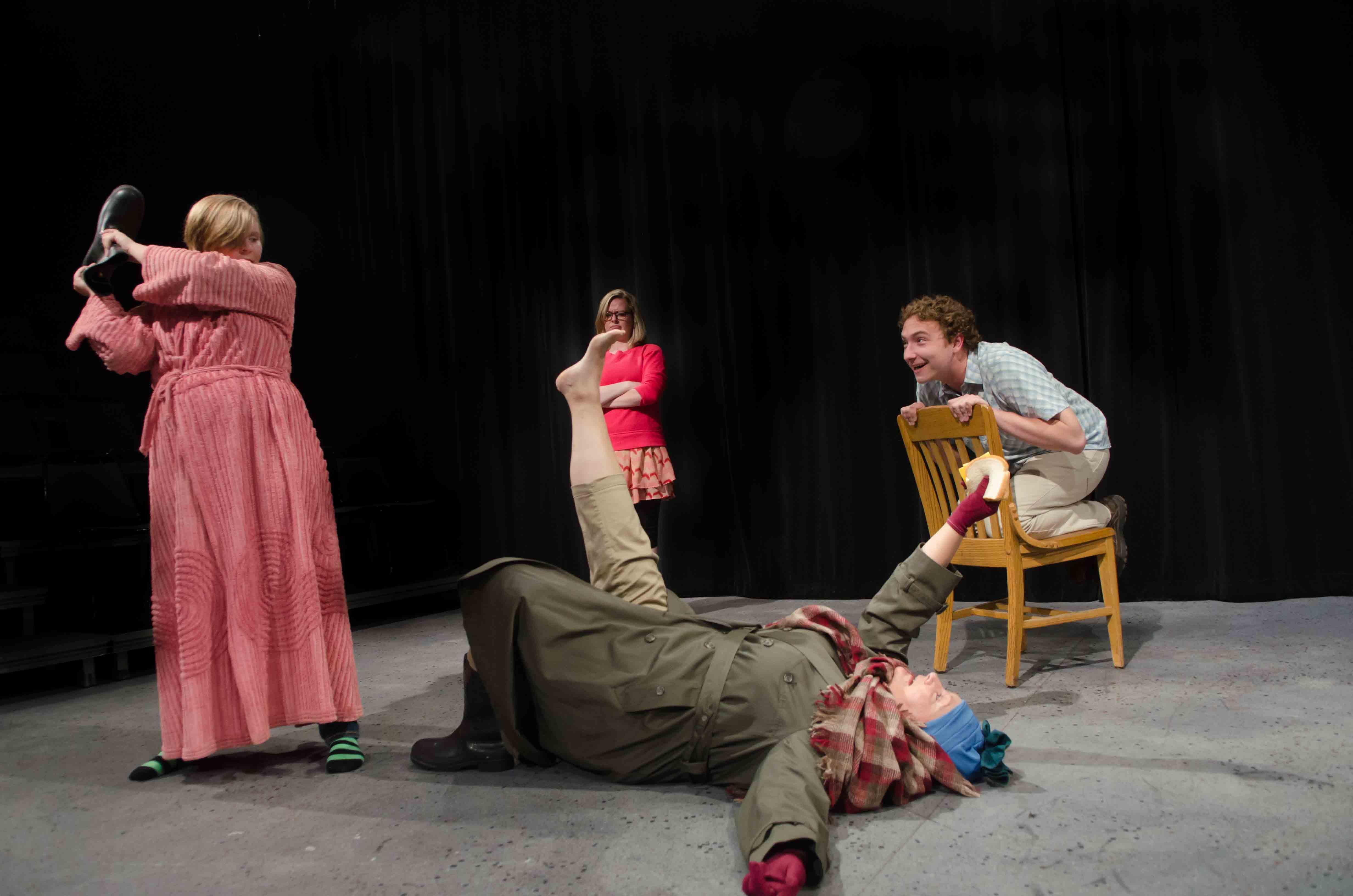 Crossroads Repertory Theater Promo shoot-0623