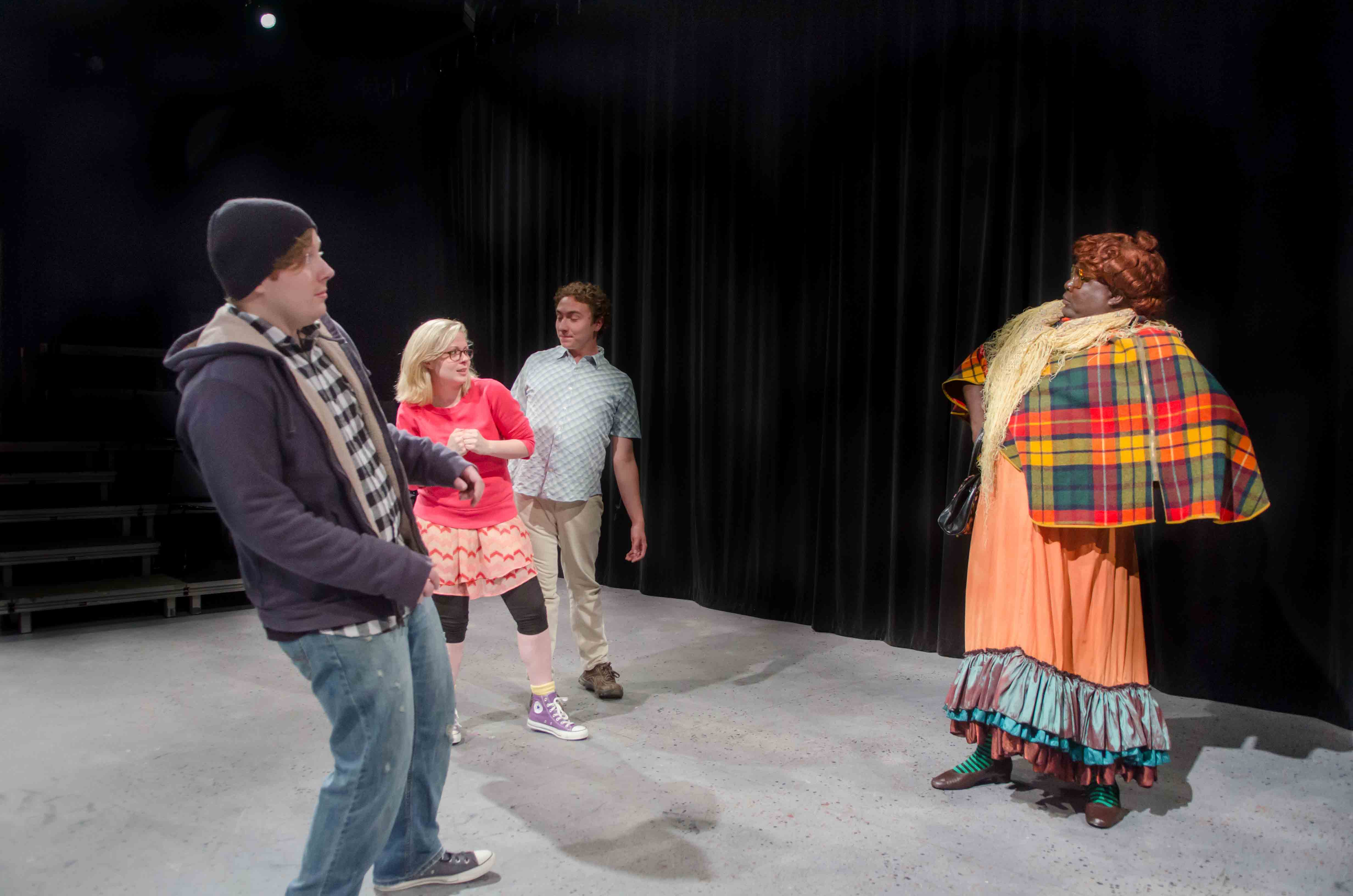 Crossroads Repertory Theater Promo shoot-0791