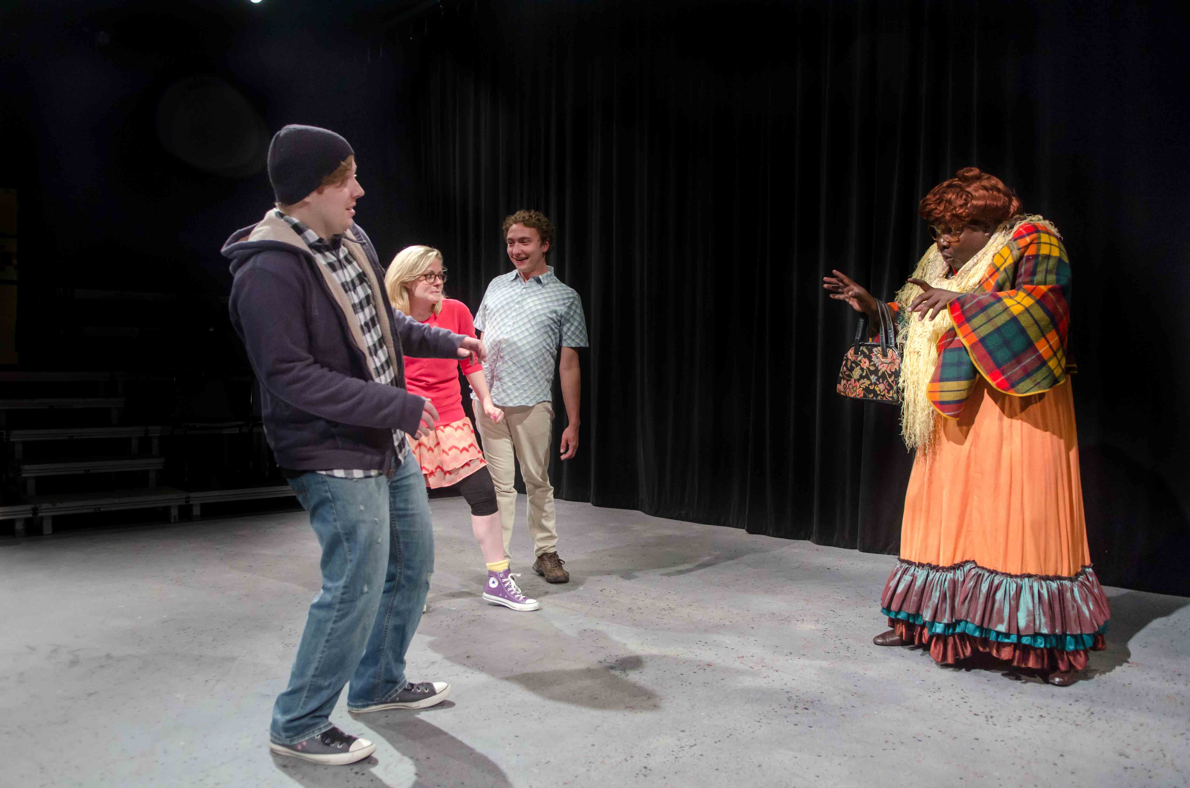 Crossroads Repertory Theater Promo shoot-0804