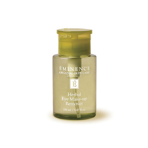 Herbal Eye Make-up Remover [Gentle but effective make-up remover]