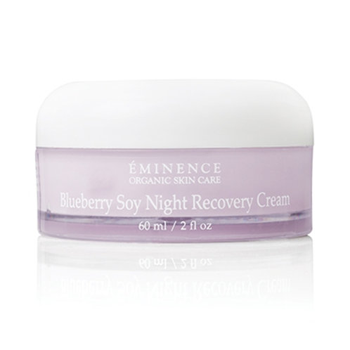 Blueberry Soy Night Recovery Cream [Rich night repair cream]