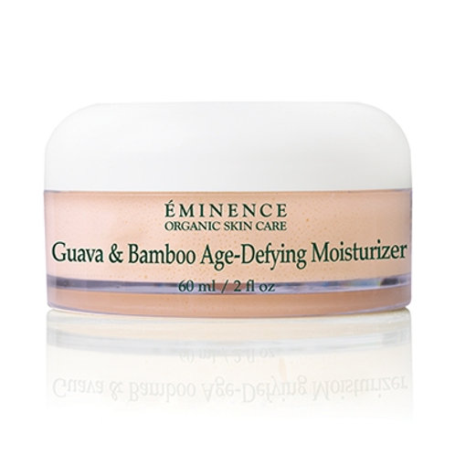 Guava & Bamboo Age-Defying Moisturizer [Fortifying & smoothing moisturizer]