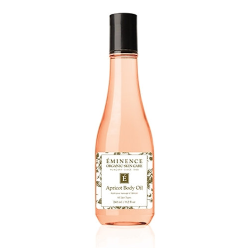Apricot Body Oil [Soothing and hydrating massage oil]