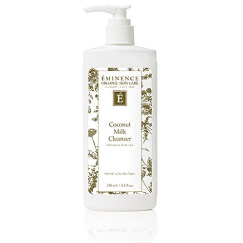 Coconut Milk Cleanser [Gentle cleansing and hydration]