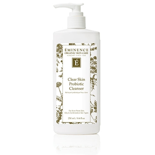 Clear Skin Probiotic Cleanser [For problem prone skin types]