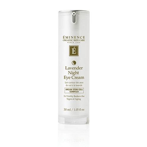 Lavender Age Corrective Night Eye Cream [Ultra-rich eye cream]