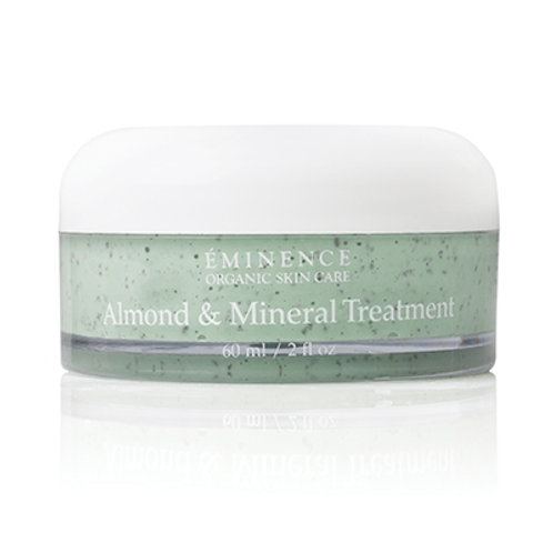 Almond & Mineral Treatment [Invigorating exfoliant]