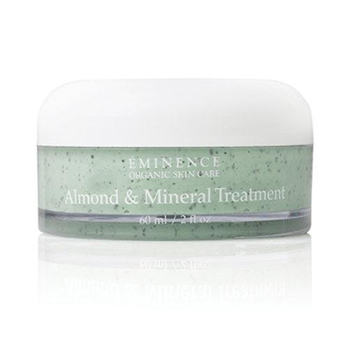 Almond & Mineral Treatment [Invigorating exfoliant]