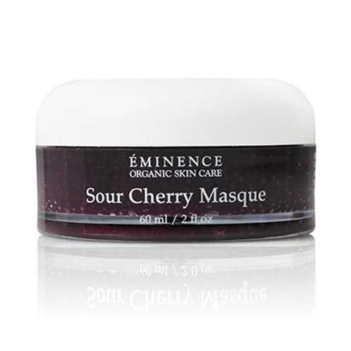 Sour Cherry Masque [Rejuvenating and revitalizing mask]