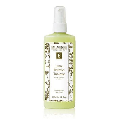 Lime Refresh Tonique [Refreshing toner for normal-oily skin]