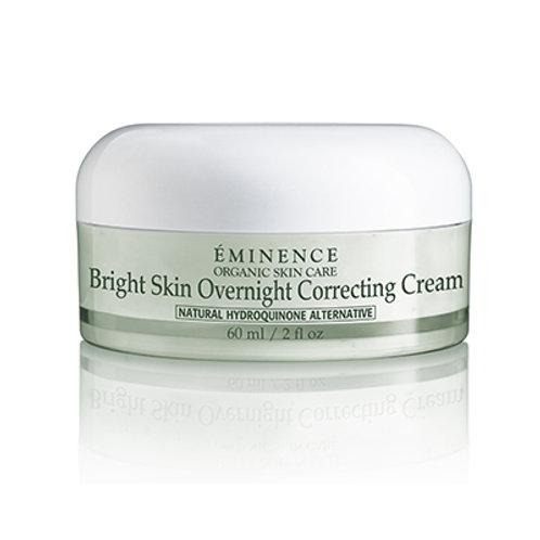 Bright Skin Overnight Correcting Cream [Ultra-rich brightening moisturiser]