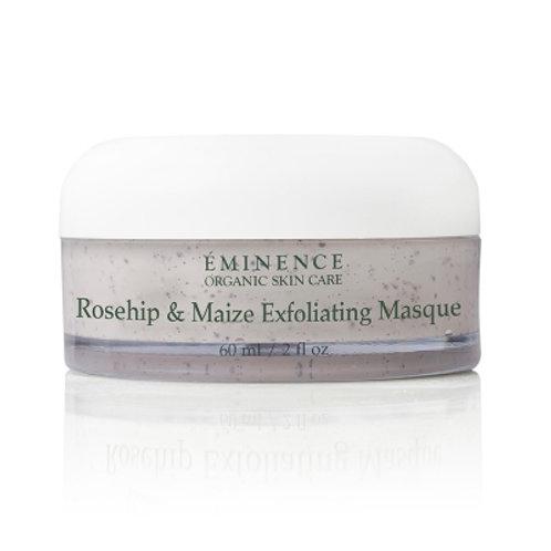 Rosehip & Maize Exfoliating Masque [Gentle exfoliating mask]
