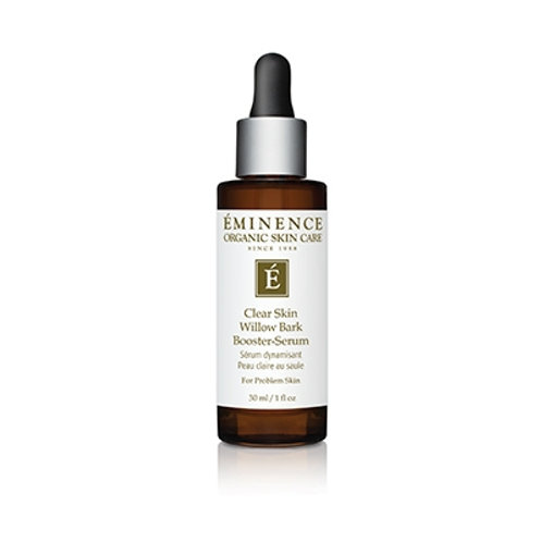 Clear Skin Willow Bark Booster-Serum [Enhanced clarifying serum]