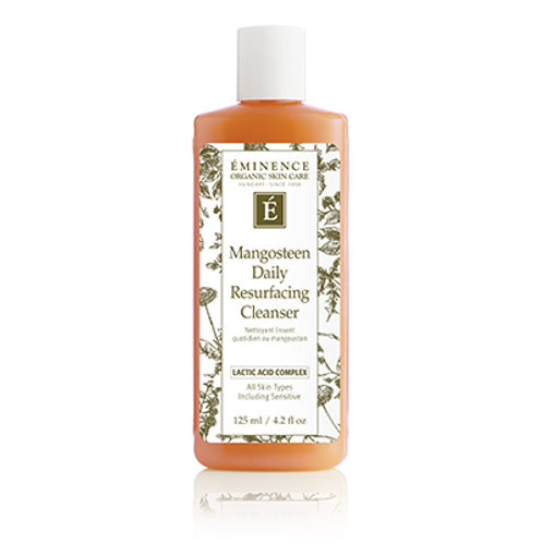 Mangosteen Daily Resurfacing Cleanser[Restore and smooth]