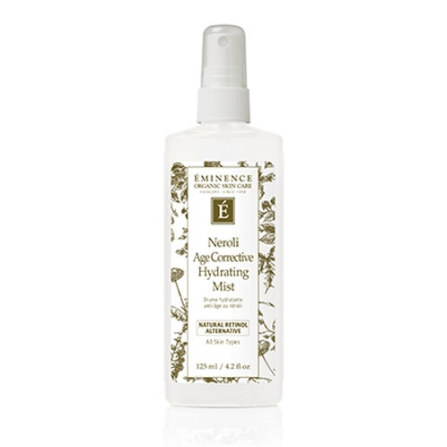 Neroli Age Corrective Hydrating Mist [Plumping toner for all skin types]