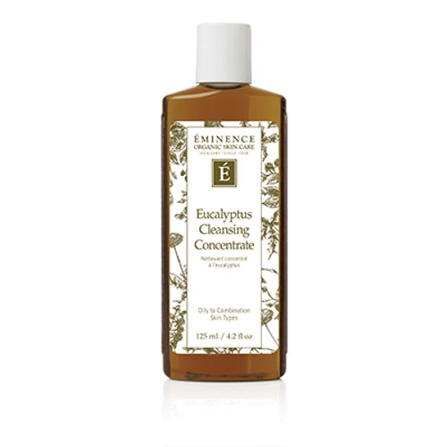 Eucalyptus Cleansing Concentrate [Gel cleanser for combination-oily skin]