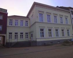 Eingang Niederstr.