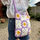 Thumbnail: Crocheted granny squares across body bag- PDF pattern