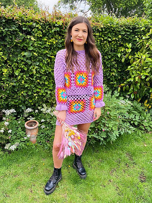 Groovy chick Jumper