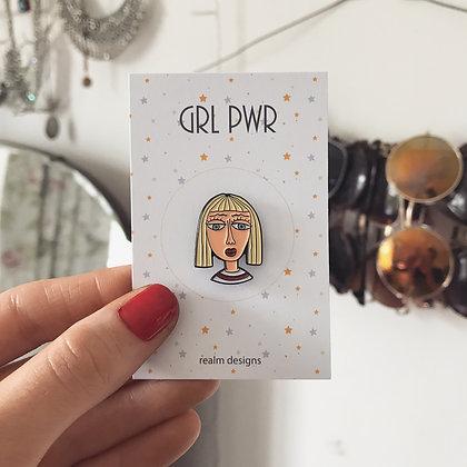GRL PWR pin