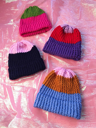 Ready to ship- knitted hats