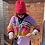Thumbnail: Dolly mix crocheted cardigan