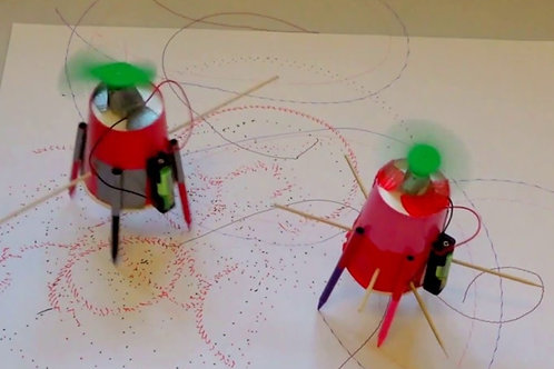 Doodle Bot STEM Toolbox (15 kits per box)